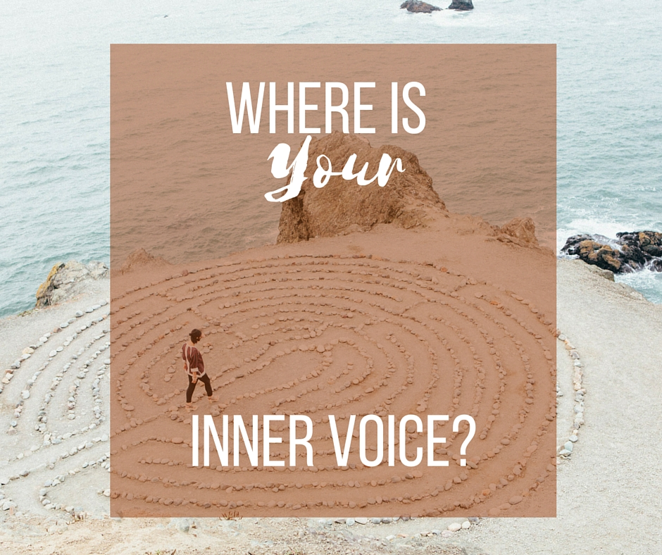 Where is YOUR voice